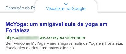 wix google